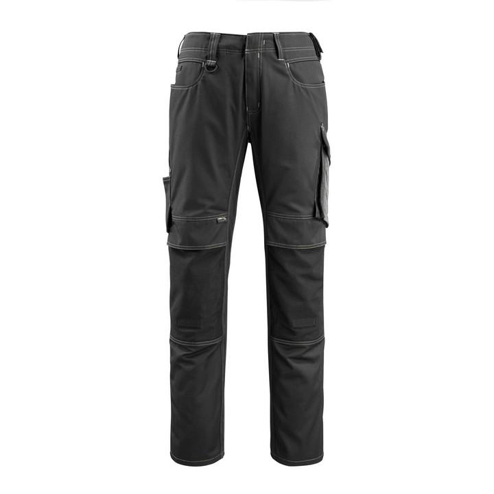 Mascot - Pantalon avec poches genouillères - CORDURA® - poids léger anthracite