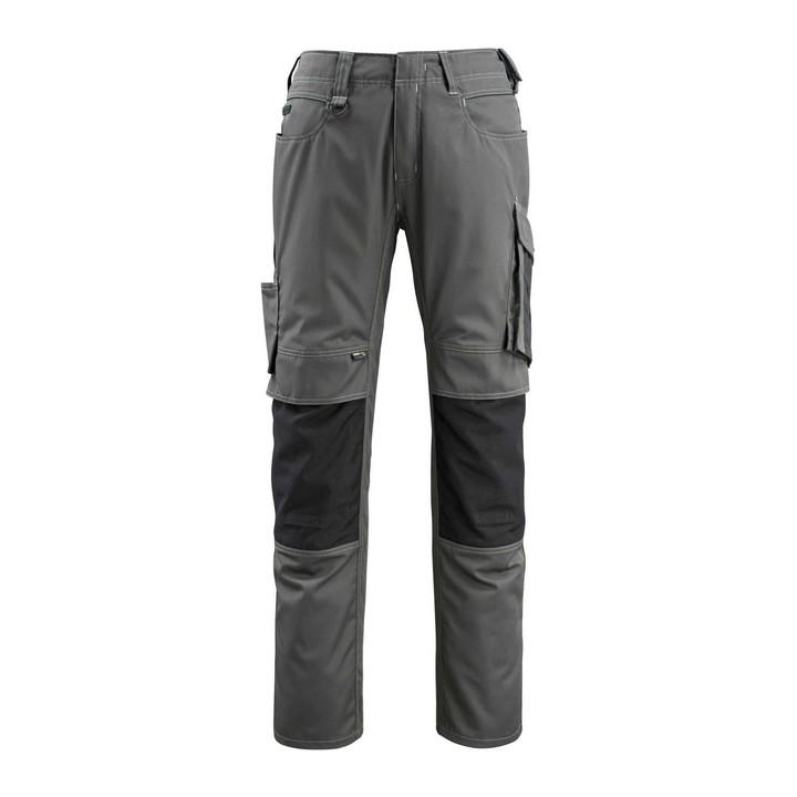 Mascot - Pantalon avec poches genouillères - CORDURA® - poids léger gris clair
