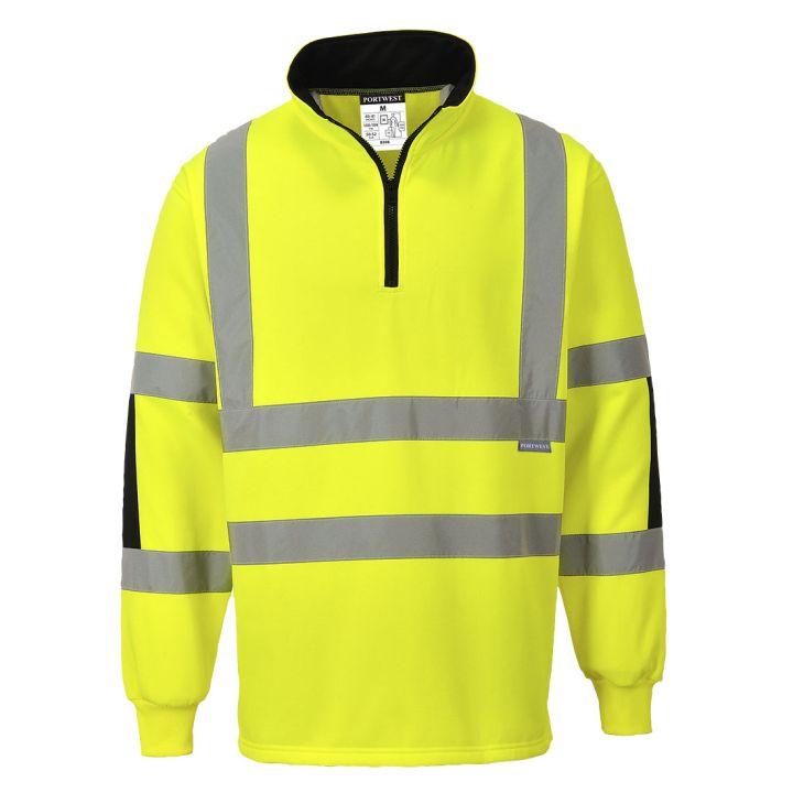 Portwest - B308 - Sweatshirt Rugby Xenon