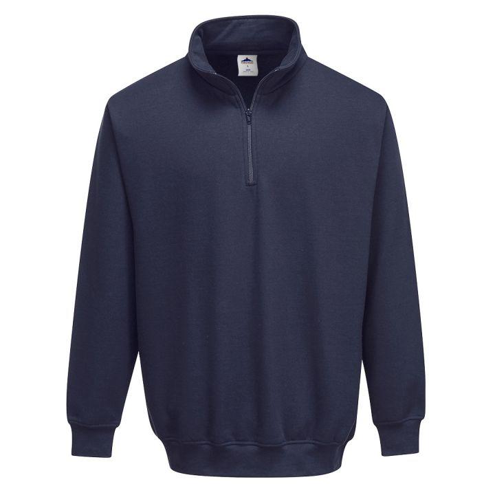 Portwest - B309 - Sweatshirt col zippé Sorrento