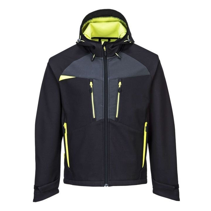 Portwest - DX474 - Veste Softshell DX4 - Noir