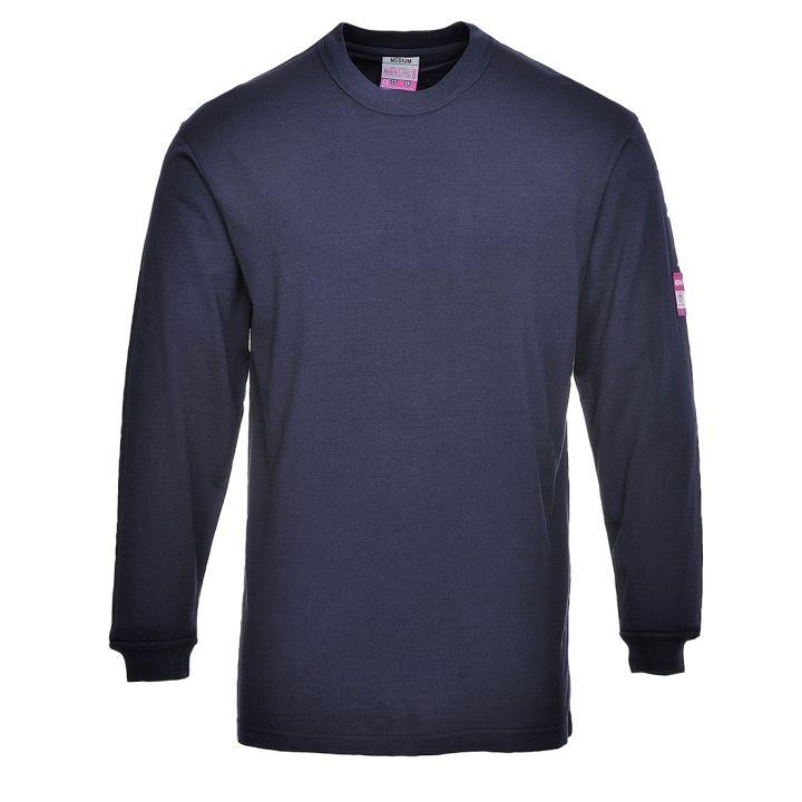 Portwest - FR11 - T-Shirt manches longues Flamme résistant et antistatique