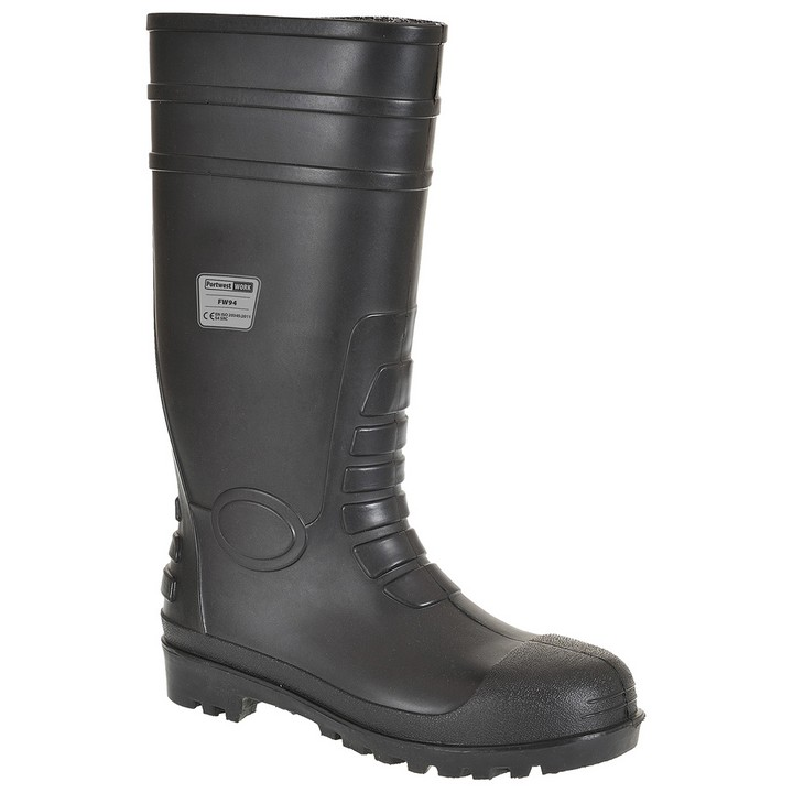 Portwest - FW94 - Safety Wellington - bottes S3