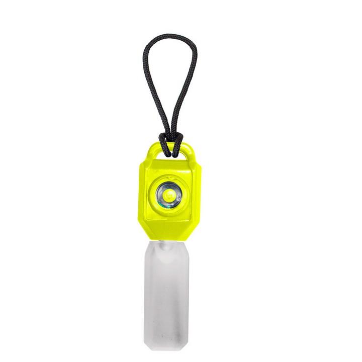 Portwest - HV09 - Curseur pour fermeture à glissière équipé de LED Jaune