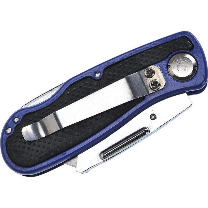 Portwest - KN30 - Cutter lame pliable Bleu