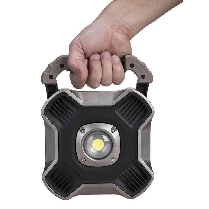 Portwest - PA80 - Projecteur rechargeable USB - 2600 lumens