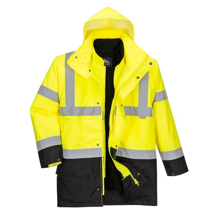 Portwest - S766 - Parka 5 en 1 Essentiel Bicolore