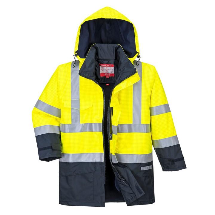 Portwest - S779 - Parka HV Bizflame Rain Multi-risques