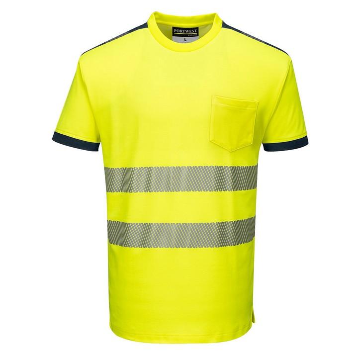 Portwest - T181 - T-Shirt Haute Visibilité PW3