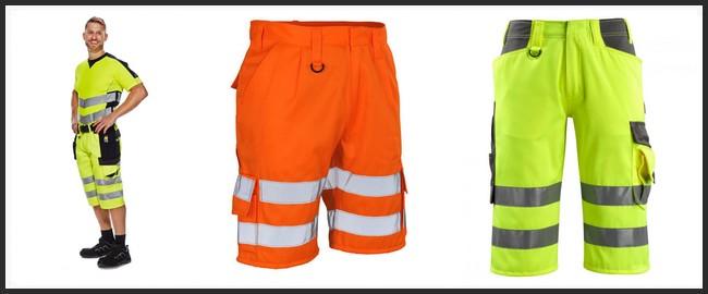 Pantacourts & shorts HV