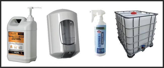Hygiène & désinfection