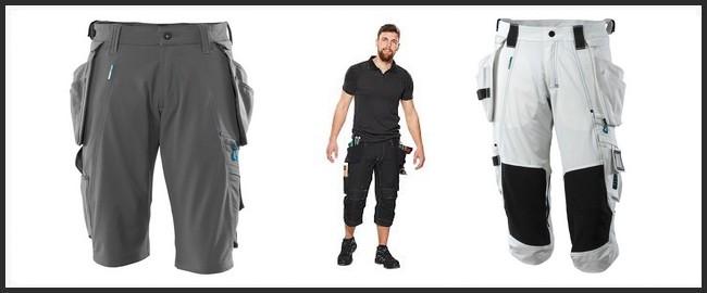 Pantacourts & shorts