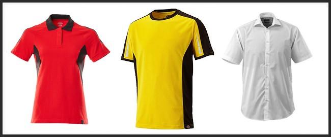 T-shirts, polos & chemises